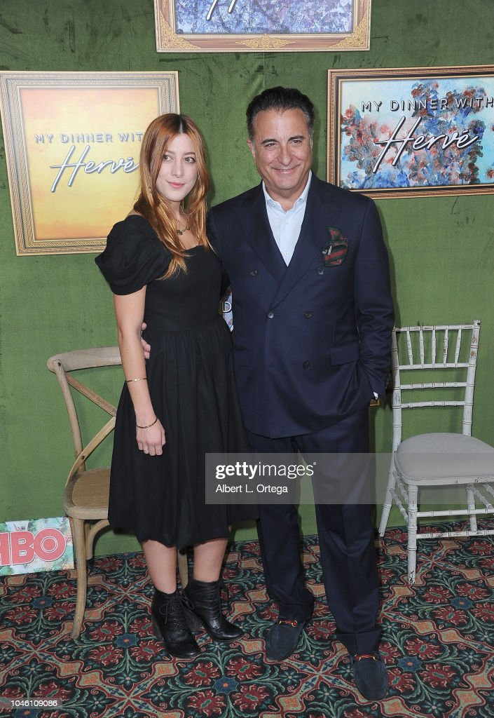 """HBO Films' """"My Dinner With Herve"""" Premiere - Arrivals : News Photo"""