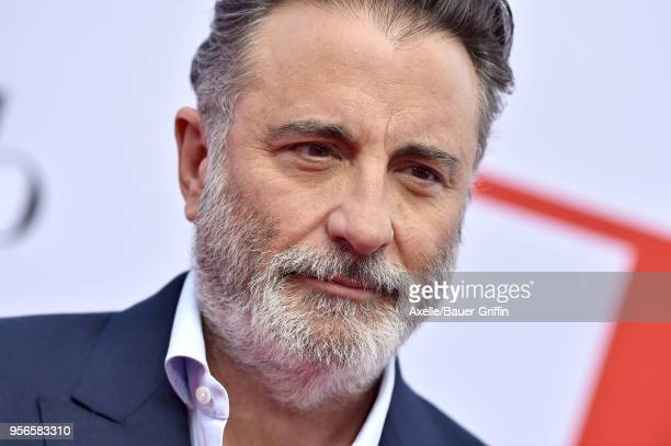 Actor Andy Garcia arrives at the premiere of Paramount Pictures' 'Book Club' at Regency Village Theatre on May 6 2018 in Westwood California