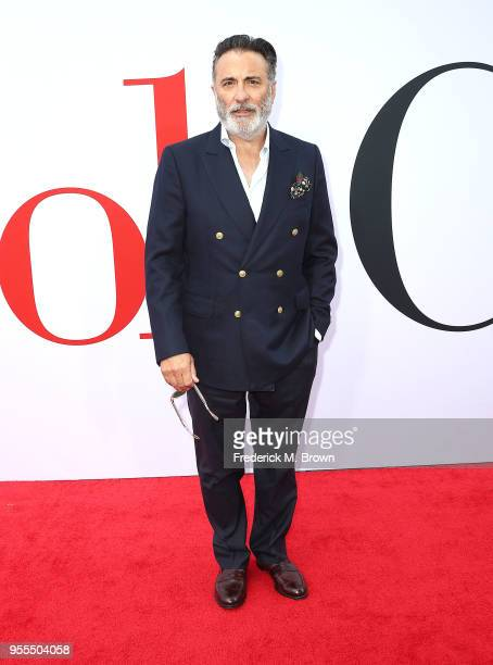 Actor Andy Garcia attends Paramount Pictures' Premiere of Book Club at the Regency Village Theatre on May 6 2018 in Westwood California
