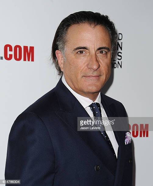 Actor Andy Garcia attends the 30th annual American Cinematheque Awards gala at The Beverly Hilton Hotel on October 14 2016 in Beverly Hills California
