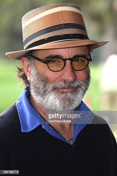 Actor Andy Garcia attends the 6th Annual George Lopez Celebrity Golf Classic to benefit The Lopez Foundation held at Lakeside Golf Club on May 6 2013...