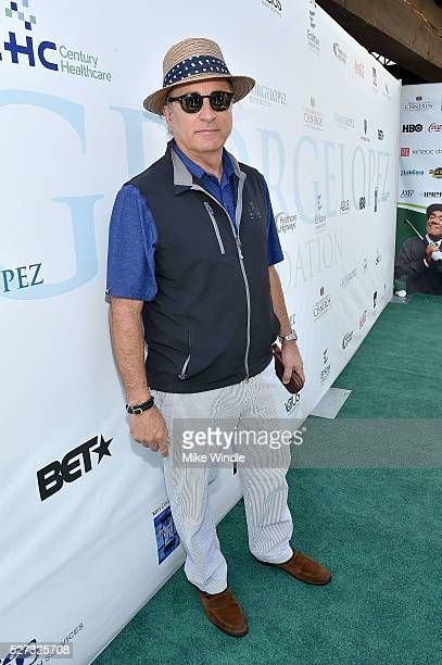 Actor Andy Garcia attends the 9th Annual George Lopez Celebrity Golf Classic to benefit The George Lopez Foundation at Lakeside Golf Club on May 2...