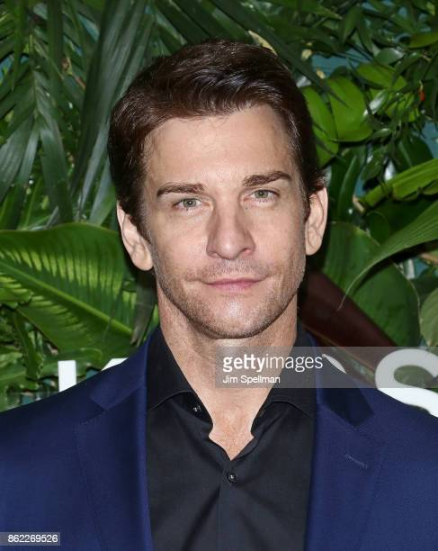 Actor Andy Karl attends the 11th Annual God's Love We Deliver Golden Heart Awards at Spring Studios on October 16 2017 in New York City