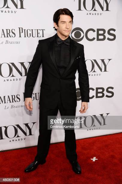 Actor Andy Karl attends the 68th Annual Tony Awards at Radio City Music Hall on June 8 2014 in New York City