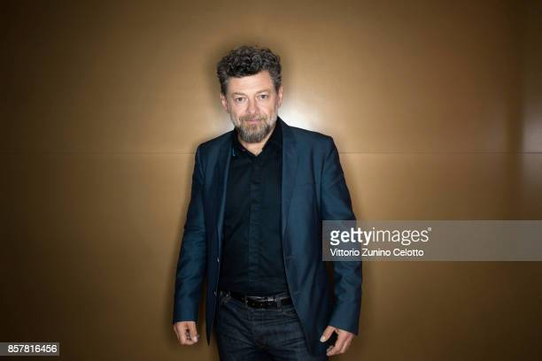 Actor Andy Serkis is photographed during the 61st BFI London Film Festival on October 4 2017 in London England