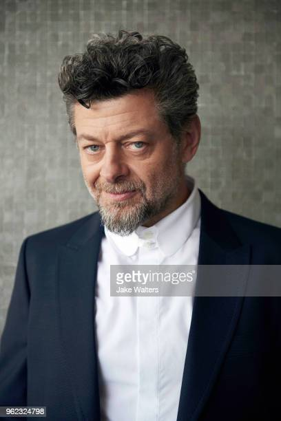 Actor Andy Serkis is photographed for Empire magazine on August 11 2017 in London England