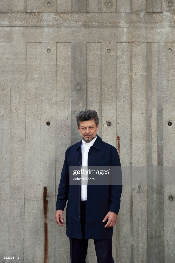 Actor Andy Serkis is photographed for Empire magazine on August 11, 2017 in London, England.