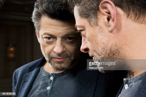 Actor Andy Serkis is photographed for Los Angeles Times on November 8 2014 in Los Angeles California PUBLISHED IMAGE CREDIT MUST READ Marcus Yam/Los...