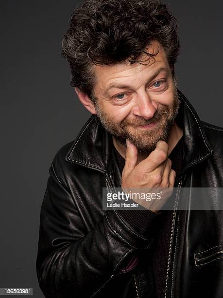 Actor Andy Serkis is photographed for Self Assignment on May 7 2010 in New York City