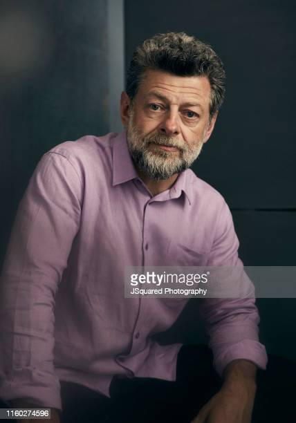 Actor Andy Serkis of FX's 'A Christmas Carol' poses for a portrait during the 2019 Summer TCA Portrait Studio at The Beverly Hilton Hotel on August...