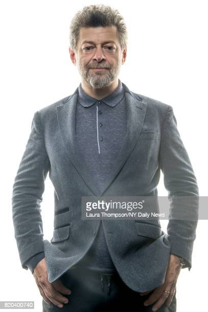 Actor Andy Serkis photographed for NY Daily News on October 6 2016 in New York City