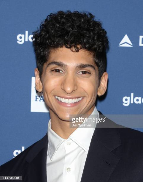 Actor Angel Bismark Curiel attends the 30th Annual GLAAD Media Awards at New York Hilton Midtown on May 04 2019 in New York City