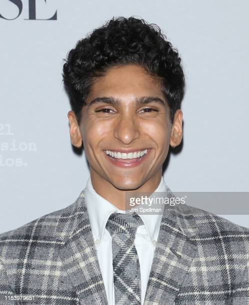 Actor Angel Bismark Curiel attends the FX Network's Pose Season 2 Premiere on June 05 2019 in New York City