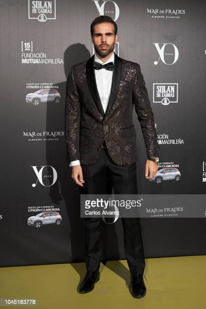 Actor Angel Caballero attends the 'YO DONA' International Awards 2018 at Palacio de Linares on October 3 2018 in Madrid Spain