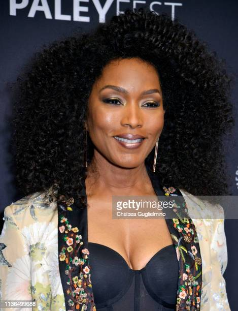Actor Angela Bassett attends the Paley Center For Media's 2019 PaleyFest LA '911' at Dolby Theatre on March 17 2019 in Hollywood California