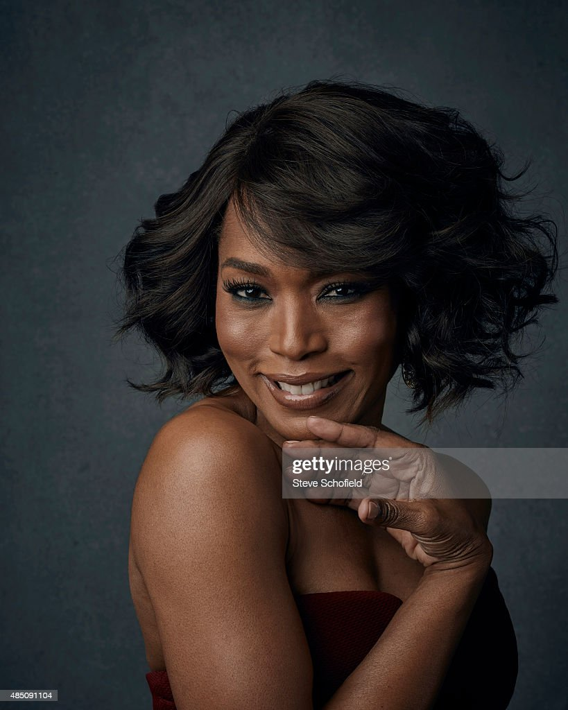 Angela Bassett, Emmy magazine USA, April 1, 2015