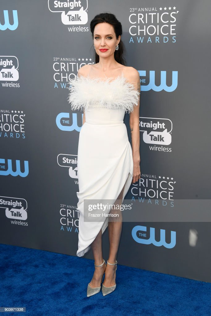 Critics' Choice Trendspotting: Going Strapless