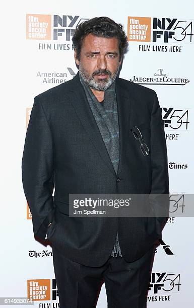"""Actor Angus Macfadyen attends the 54th New York Film Festival closing night screening of """"The Lost City Of Z"""" at Alice Tully Hall, Lincoln Center on..."""