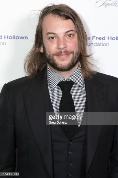 Actor Angus Sutherland attends the Joel Edgerton Presents The Inaugural Los Angeles Gala Dinner In Support Of The Fred Hollows Foundation at DREAM...
