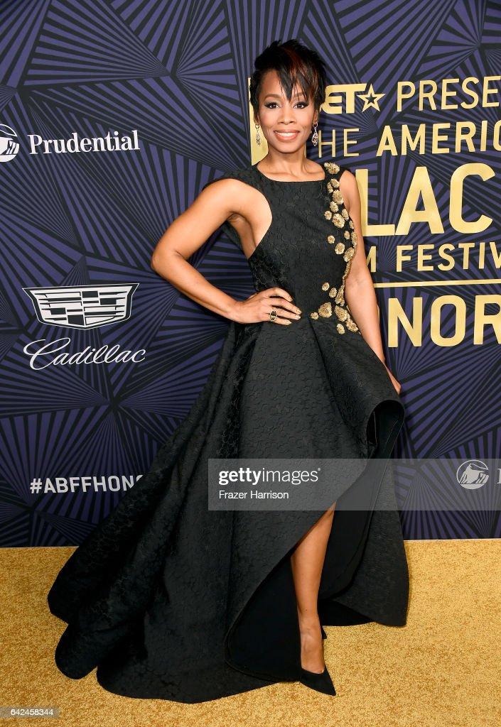 BET Presents the American Black Film Festival Honors - Arrivals