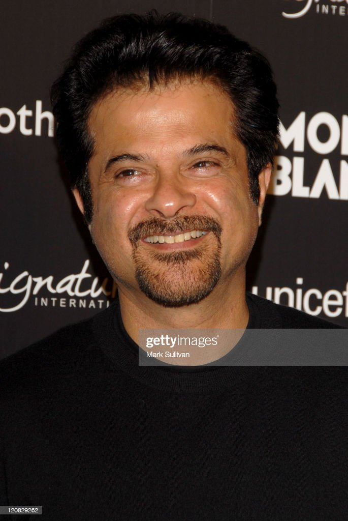 Actor Anil Kapoo arrives at the Charity Auction Gala to benefit UNICEF hosted by Montblanc at the Beverly Wilshire Four Seasons Hotel on September 17, 2009 in Beverly Hills, California.