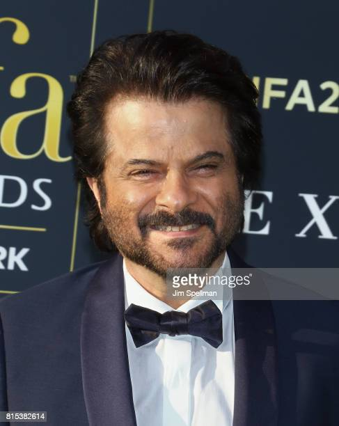 Actor Anil Kapoor attends the 2017 International Indian Film Academy Festival at MetLife Stadium on July 14 2017 in East Rutherford New Jersey