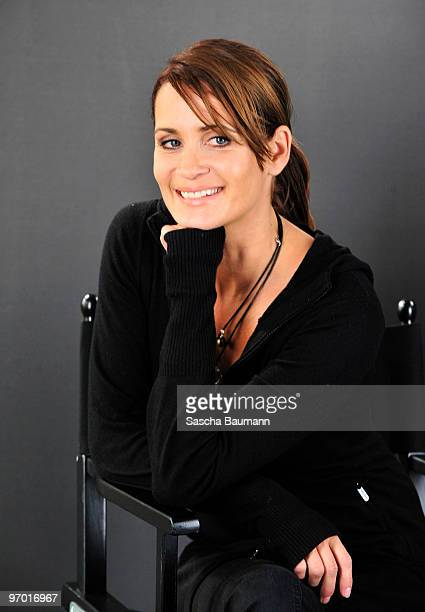 Actor Anja Kling attends the STARVISIT at the Burda Medien Park Verlage on February 24, 2010 in Offenburg, Germany.