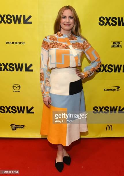 Actor Anna Chlumsky attends 'Featured Session 'VEEP' Cast' during 2017 SXSW Conference and Festivals at Austin Convention Center on March 13 2017 in...