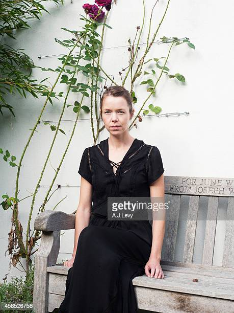 Actor Anna Maxwell Martin is photographed for the Independent in London England