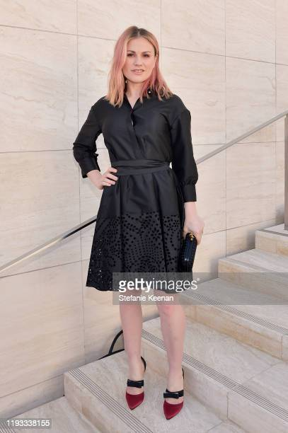 Actor Anna Paquin attends The Hollywood Reporter's Power 100 Women in Entertainment at Milk Studios on December 11, 2019 in Hollywood, California.