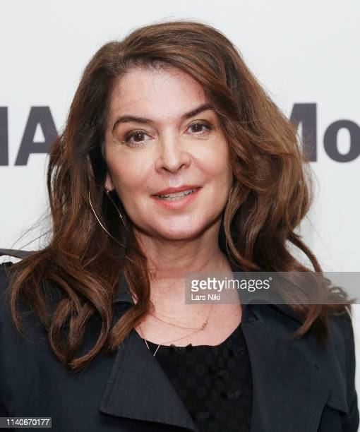 Actor Annabella Sciorra attends the opening night of the MoMA film series Abel Ferrara Unrated at MoMA on May 1 2019 in New York City