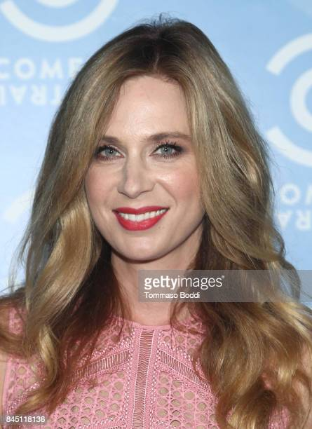 Actor Anne Dudek attends Comedy Central's Emmy party at Boulevard3 on September 9 2017 in Hollywood California
