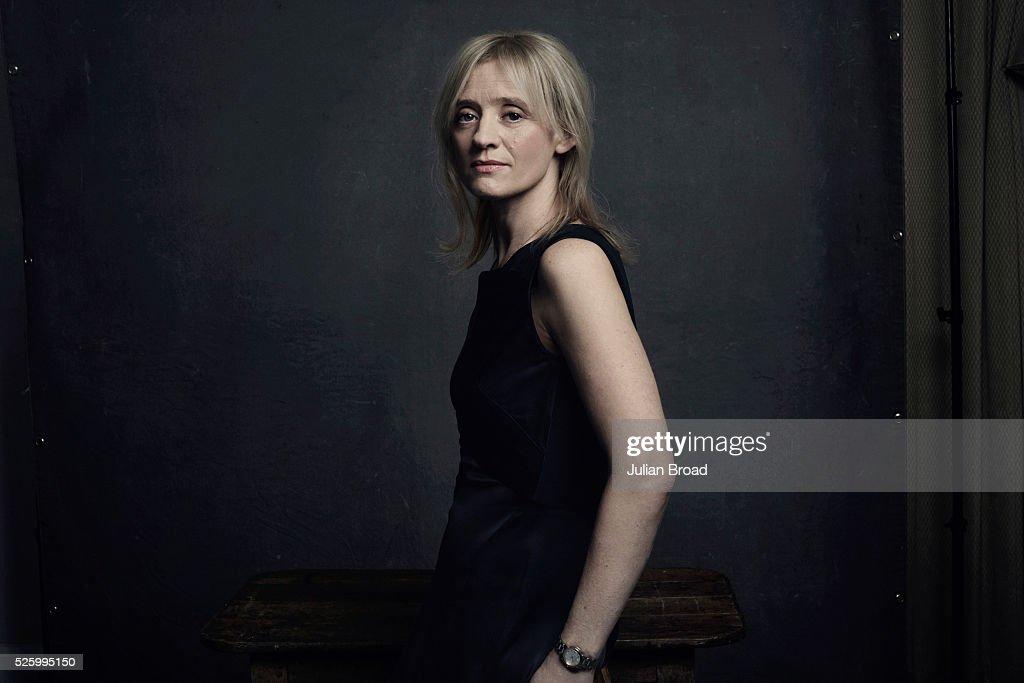 Anne Marie Duff, Harpers Bazaar UK, February 1, 2016