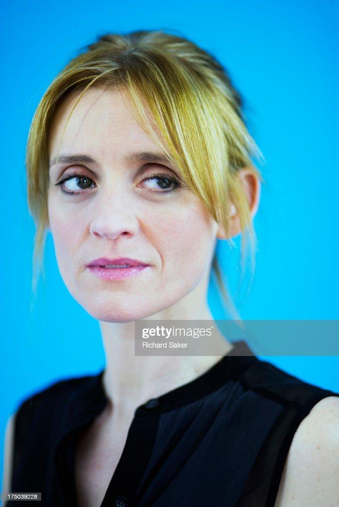 Anne Marie Duff, Observer UK, May 19, 2013 : Nachrichtenfoto