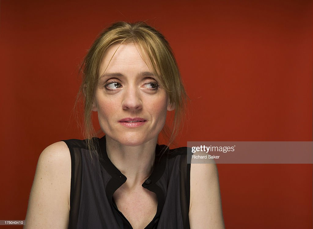 Anne Marie Duff, Observer UK, May 19, 2013 : News Photo