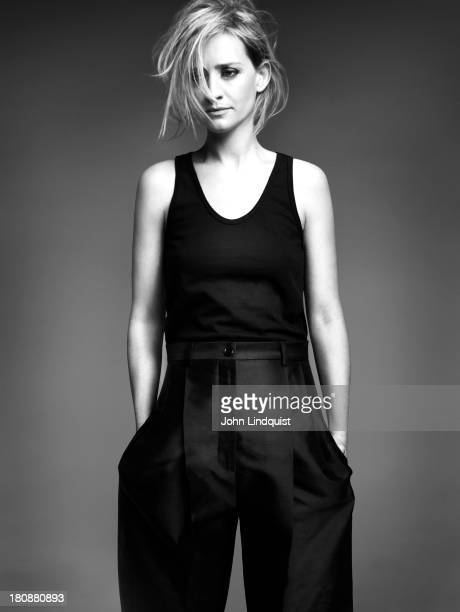 Actor Anne Marie Duff is photographed for Wonderland magazine on February 5 2009 in London England