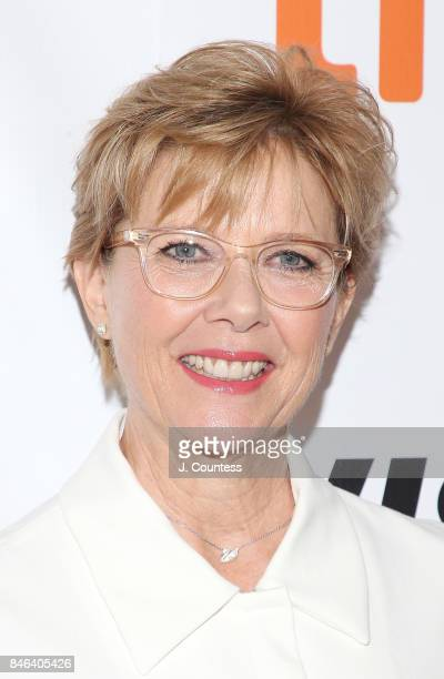 Actor Annette Bening attends the premiere of Film Stars Don't Die In Liverpool during the 2017 Toronto International Film Festival at Roy Thomson...