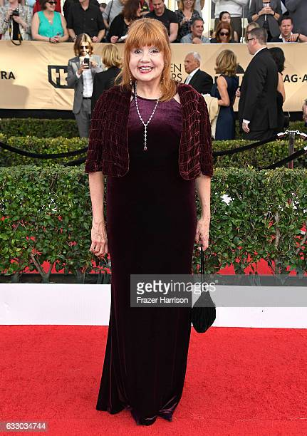 Actor Annie Golden attends The 23rd Annual Screen Actors Guild Awards at The Shrine Auditorium on January 29 2017 in Los Angeles California 26592_008