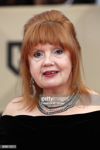 Actor Annie Golden attends the 24th Annual Screen Actors Guild Awards at The Shrine Auditorium on January 21 2018 in Los Angeles California 27522_017