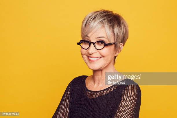 Actor Annie Potts of CBS's 'Young Sheldon' poses for a portrait during the 2017 Summer Television Critics Association Press Tour at The Beverly...