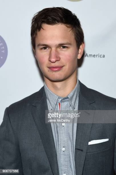 Actor Ansel Elgort attends the Casting Society of America's 33rd annual Artios Awards at Stage 48 on January 18 2018 in New York City