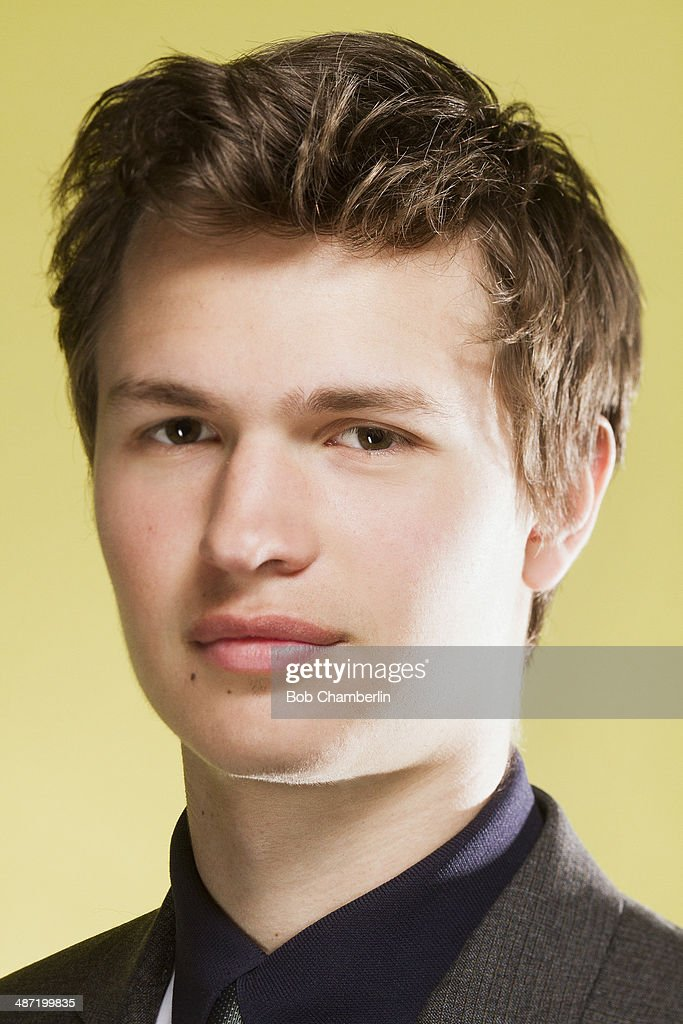 Ansel Elgort, Los Angeles Times, April 25, 2014