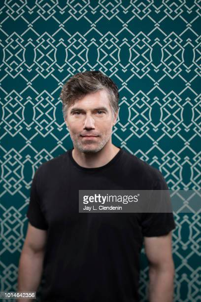 Actor Anson Mount from Star Trek Discovery' is photographed for Los Angeles Times on July 20 2018 in San Diego California PUBLISHED IMAGE CREDIT MUST...