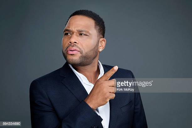 Actor Anthony Anderson is photographed for Los Angeles Times on July 27 2016 in Los Angeles California PUBLISHED IMAGE CREDIT MUST READ Kirk...