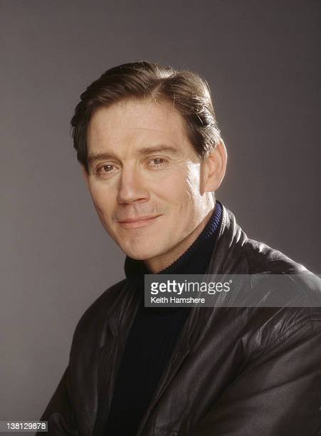 Actor Anthony Andrews in a publicity still for the film 'Haunted' 1995