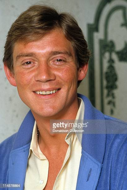 Actor Anthony Andrews poses for a portrait in circa 1985 in Los Angeles California