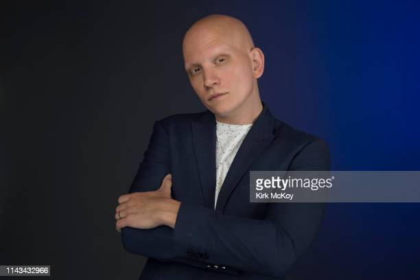 Actor Anthony Carrigan is photographed for Los Angeles Times on April 30 2019 in El Segundo California PUBLISHED IMAGE CREDIT MUST READ Kirk...