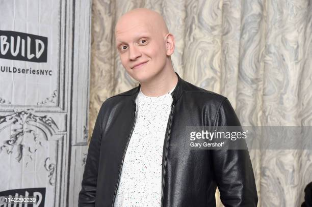 Actor Anthony Carrigan visits the Build Series to discuss the HBO series 'Barry' at Build Studio on April 12 2019 in New York City