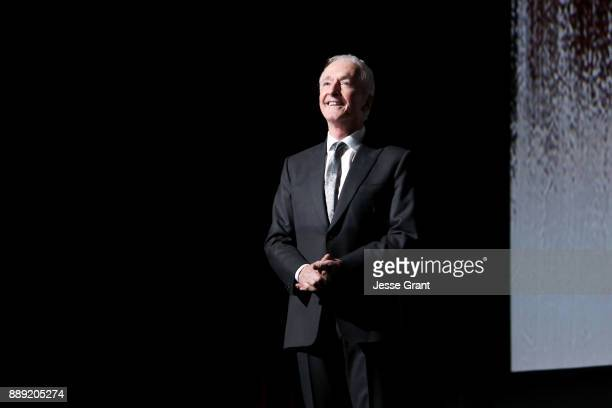 Actor Anthony Daniels at Star Wars The Last Jedi Premiere at The Shrine Auditorium on December 9 2017 in Los Angeles California