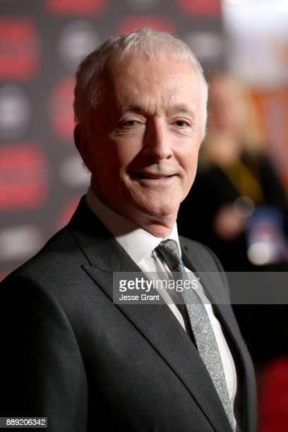 Actor Anthony Daniels at the world premiere of Lucasfilm's Star Wars The Last Jedi at The Shrine Auditorium on December 9 2017 in Los Angeles...